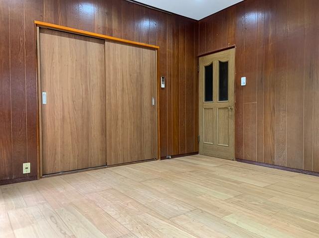 千葉県市川市K様邸 洋室と駐車場のリフォーム