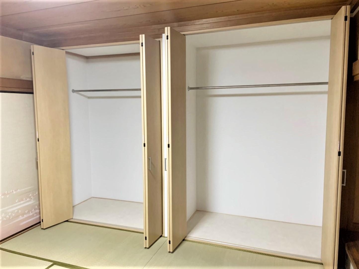 千葉県市川市O様邸 和室の収納リフォーム