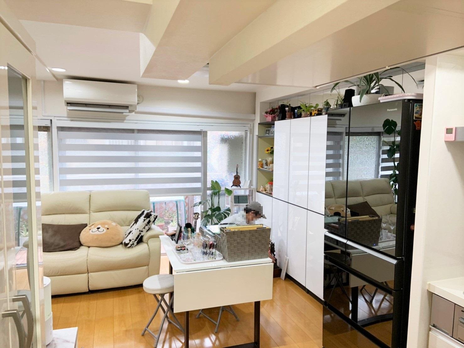 千葉県松戸市Y様邸 マンションの間取り変更リフォーム