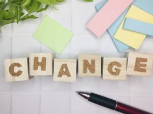 リフォームで変化する,一新させる