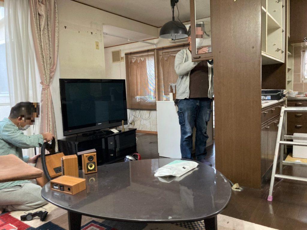 キッチンと内装のリフォーム (12)