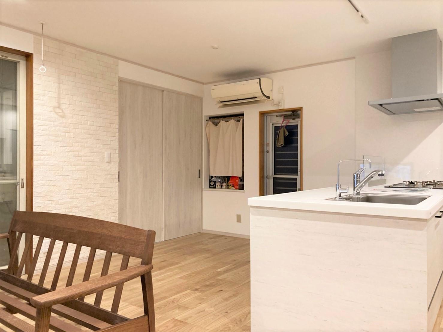 千葉県松戸市T様邸 キッチンと内装のリフォーム