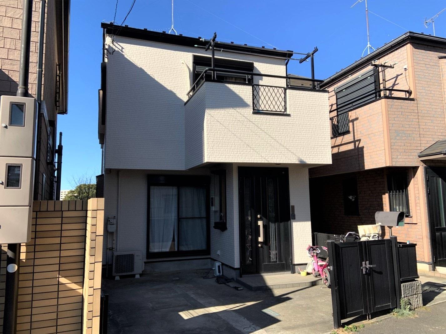 千葉県船橋市O様邸 屋根・外壁の塗装リフォーム