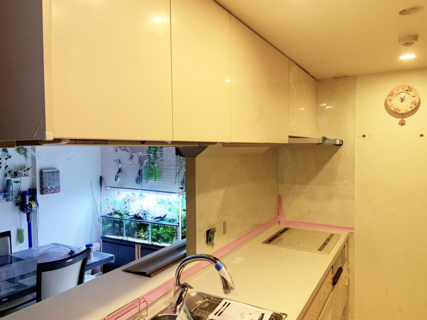 千葉県浦安市N様邸 キッチンのリフォーム