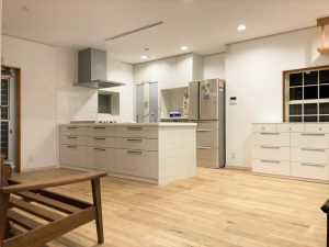 千葉県松戸市T様邸 キッチンと内装のリフォーム_アフター